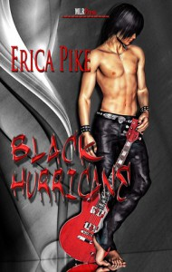 Black Hurricane - Erica Pike