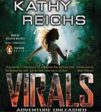 Virals Audio CD - Kathy Reichs