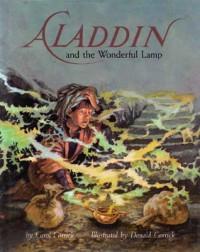 Aladdin and the Wonderful Lamp - Anonymous, Donald Carrick, Carol Carrick