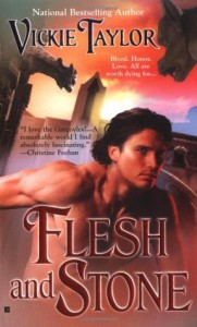 Flesh and Stone - Vickie Taylor