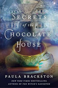 Secrets of the Chocolate House (Found Things #2) - Paula Brackston