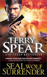 SEAL Wolf Surrender - Terry Spear