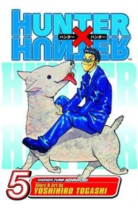 Hunter x Hunter, Vol. 5 - Yoshihiro Togashi