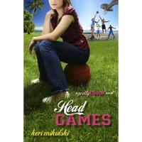 Head Games (Pretty Tough, #3) - Keri Mikulski