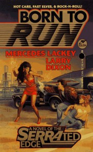 Born to Run - Larry Dixon, Mercedes Lackey