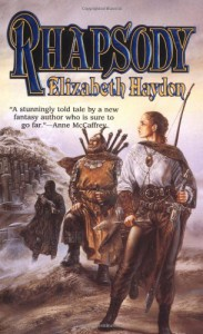 Rhapsody: Child of Blood - Elizabeth Haydon