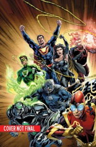 Justice League Vol. 5: Forever Heroes (The New 52) - Geoff Johns