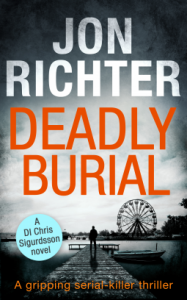Deadly Burial - Jon Richter
