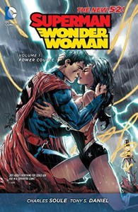 Superman/Wonder Woman Volume 1: Power Couple TP by Charles Soule (2015-04-02) - Charles Soule