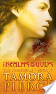 The Realms of the Gods (Immortals, #4) - Tamora Pierce