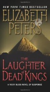 The Laughter of Dead Kings  - Elizabeth Peters