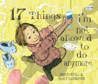 17 Things I'm Not Allowed to Do Anymore - Jenny Offill