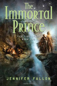 The Immortal Prince  - Jennifer Fallon