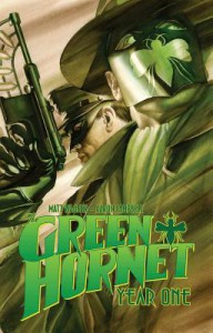 Green Hornet Year One Omnibus TP - Aaron Campbell