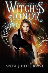 Witch's Honor (Bloody Hearts #2) - Anya J. Cosgrove