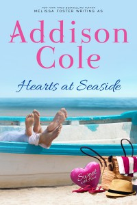 Hearts at Seaside (Sweet with Heat: Seaside Summers) (Volume 3) - Addison Cole