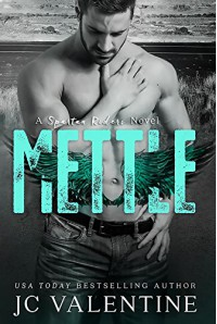 METTLE: A Spartan Riders Novel - J.C. Valentine