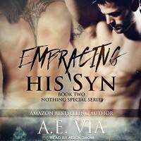 Embracing His Syn - A.E. Via, Aiden Snow