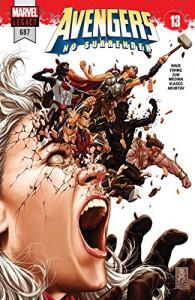 Avengers (2016-) #687 - Al Ewing, Mark Waid, Jim Zub, Paco Medina, Mark Brooks