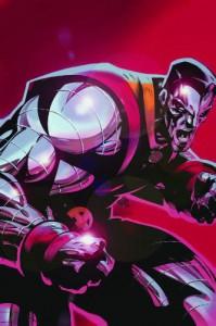 X-Men: Colossus Bloodline - David Hine, Jorge Lucas
