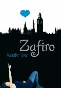 Zafiro (Joyas preciosas, #2) - Kerstin Gier