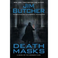 Death Masks (The Dresden Files, #5) - Jim Butcher