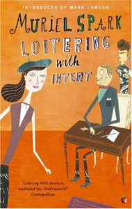 Loitering With Intent - Muriel Spark, Mark Lawson