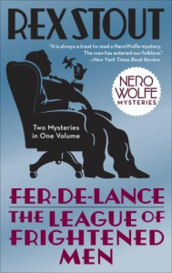 Fer-de-Lance/The League of Frightened Men - Rex Stout