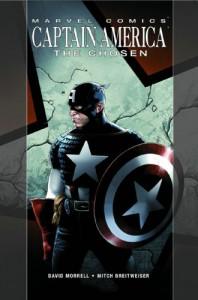 Captain America: The Chosen - David Morrell, Mitch Breitweiser