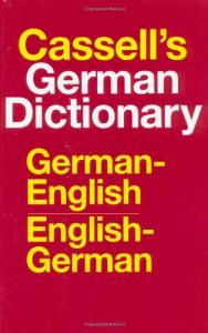 Cassell's German Dictionary: German-English, English-German - Harold T. Betteridge