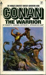 Conan: Conan the Warrior (Book 7) - Robert E. Howard
