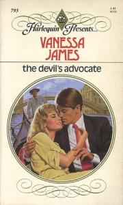 Devil's Advocate - Vanessa James