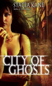 City of Ghosts: The Chess Putnam Series, Book 3 - Stacia Kane,  Bahni Turpin