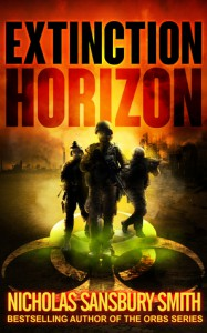 Extinction Horizon (The Extinction Cycle, #1) - Nicholas Sansbury Smith