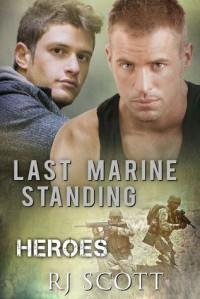 Last Marine Standing - R.J. Scott