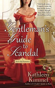 A Gentleman's Guide to Scandal - Kathleen Kimmel