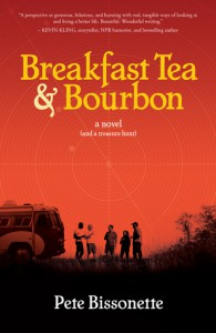 Breakfast Tea & Bourbon - Pete Bissonette