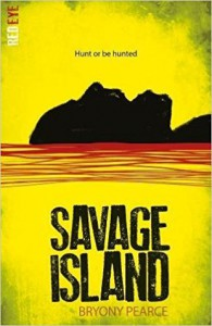 Savage Island (Red Eye) - Bryony Pearce