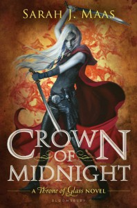 Crown of Midnight (Throne of Glass) - Sarah J. Maas