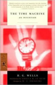 The Time Machine: An Invention - H.G. Wells, W.A. Dwiggins, Ursula K. Le Guin