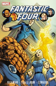 Fantastic Four by Jonathan Hickman, Vol. 1 - Jonathan Hickman