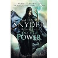 Touch of Power (Avry of Kazan, #1) - Maria V. Snyder