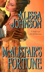 McAlistair's Fortune - Alissa Johnson
