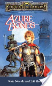 Azure Bonds - Kate Novak, Jeff Grubb
