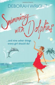 Swimming with Dolphins - Deborah Wright