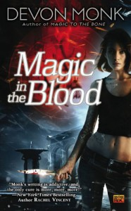 Magic in the Blood - Devon Monk