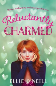Reluctantly Charmed: A Novel - Ellie O'Neill