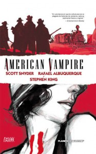 American Vampire, Vol. 1 - Rafael Albuquerque, Scott Snyder, Stephen King