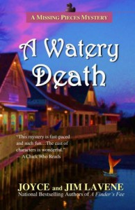 A Watery Death (A Missing Pieces Mystery) (Volume 7) - Joyce Lavene, Jim Lavene