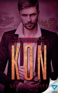 KON (Trassato Crime Family Book 2) - Lisa Cardiff